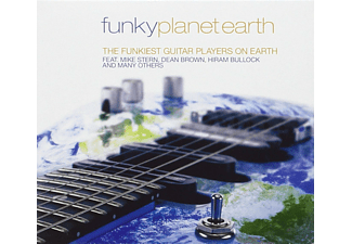 VARIOUS - Funky Planet Earth - (CD)