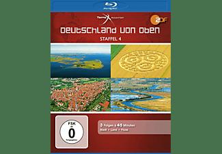 Terra X - Deutschland von oben - Staffel 4 Blu-ray