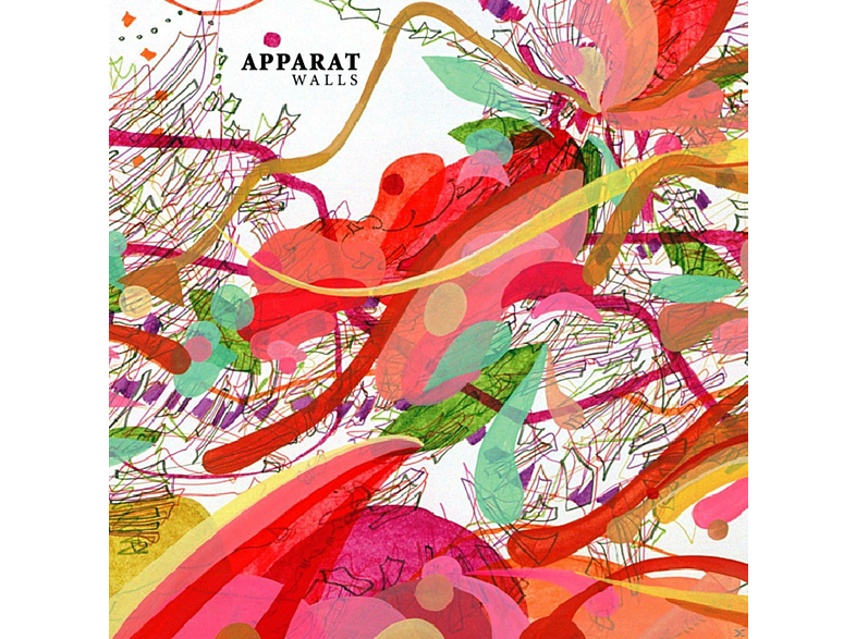 Apparat - Walls (2xlp) [LP + Download]