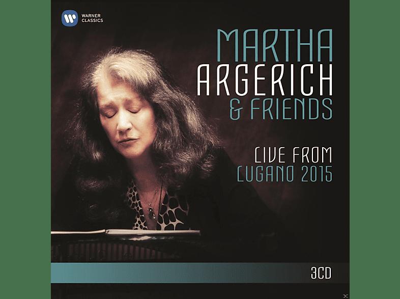 Martha & Friends Argerich - Argerich & Friends Live Fro [CD]