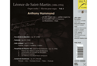 Anthony Hammond - Léonce de Saint-Martin [CD]