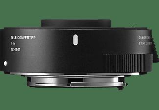 SIGMA ZB 954 Contemporary + TC 1401 150 mm - 600 mm f/5-6.3 DG, HSM, OS, IF (Objektiv für Canon EF-Mount, Schwarz)