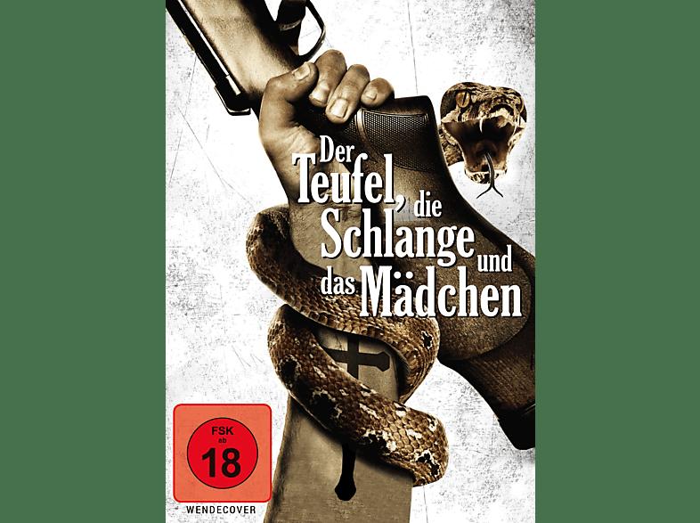 Der Teufel, die Schlange und das Mädchen [DVD]