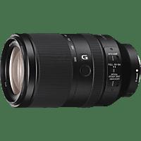 SONY SEL70300G  70 mm-300 mm f/4.5-5.6 G-Lens, OSS, ED, FHB, DMR, Circulare Blende (Objektiv für Sony E-Mount, Schwarz)