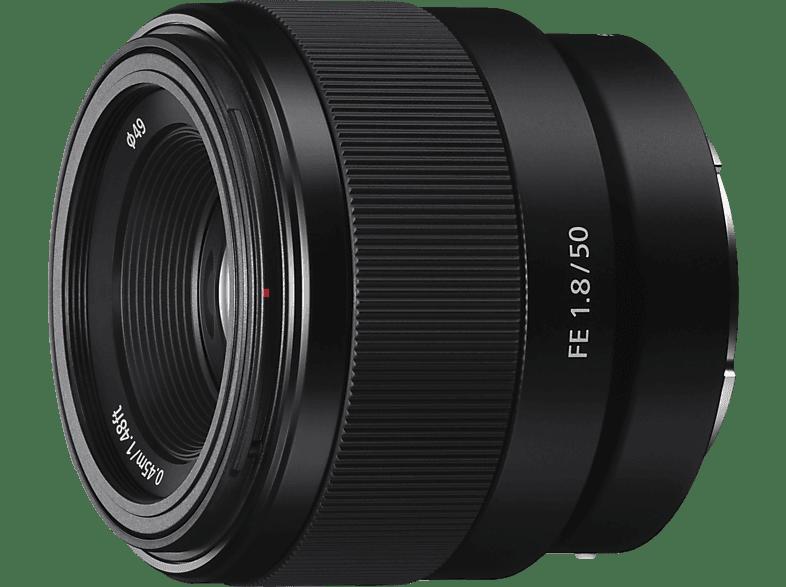 SONY SEL50F18F  für Sony E-Mount  - 50 mm , f/1.8