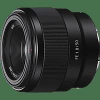 SONY SEL50F18F 50 mm f/1.8 Circulare Blende (Objektiv für Sony E-Mount, Schwarz)