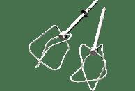 KRUPS GN5021 3 Mix 550 Handmixer Weiß/Schwarz/Edelstahl (500 Watt)