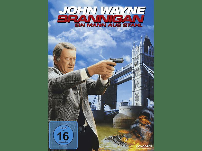 Brannigan - Ein Mann aus Stahl [DVD]