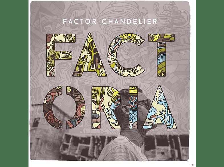 Factor Chandelier - Factoria [Vinyl]