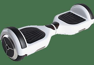 Hoverboard - SK8 GO, 12 km/h, Autonomía hasta 20 Km, Blanco