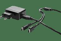 PRIF PR-CH13DS-12-MU Adapter , DS Universal-Charger, Schwarz