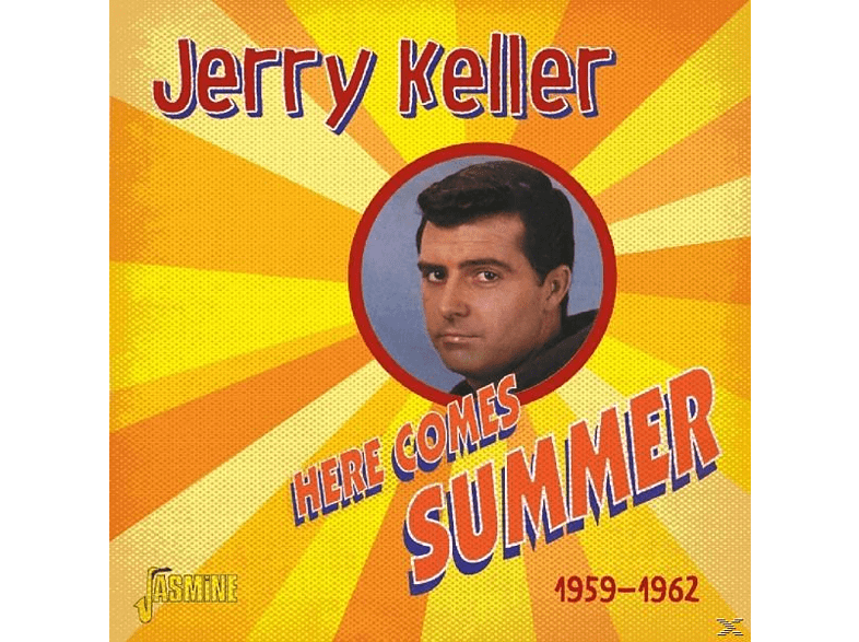 Jerry Keller - Here Comes The Summer [CD]