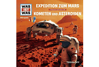 Was Ist Was - Folge 58: Expedition Z.Mars/Kometen & Asteroiden - (CD)