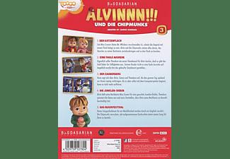 Alvin und die Chipmunks 3 DVD