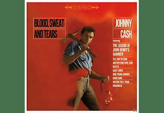 Johnny Cash - Blood,Sweat And Tears+3 Bonus Tracks (Ltd.180g  - (Vinyl)