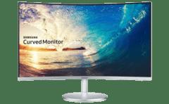 Curved monitoren bij MediaMarkt