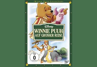 Winnie Puuh auf großer Reise DVD