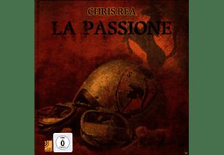 Chris Rea - La Passione (+Buch)  - (CD + Buch)