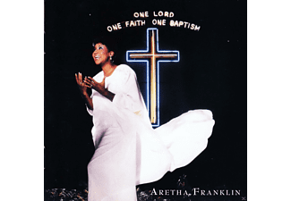 Aretha Franklin, VARIOUS - One Lord,One Faith,One Baptism  - (CD)