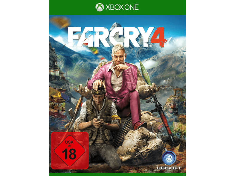 Far Cry 4 (Software Pyramide) [Xbox One]