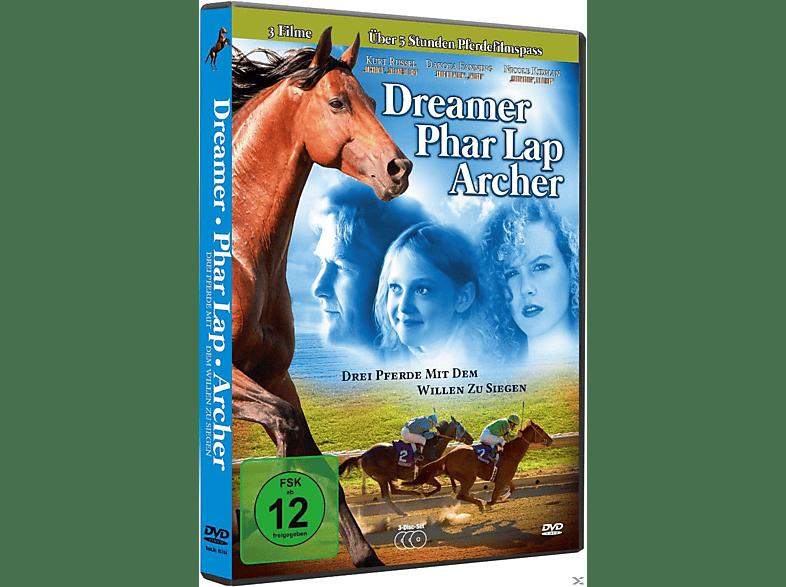 3 Pferde mit dem Willen zu siegen [DVD]