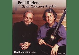 David Starobin, The Odense Symphony Orchestra - Guitar Concertos & Solos  - (CD)