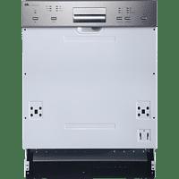 OK. ODW 60012 BI A2 Einbau-Geschirrspüler (teilintegrierbar, 598 mm breit, 49 dB (A), A++)