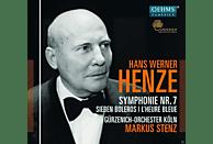 Gürzenich-orchester Köln - Sinfonie 7/L'heure Bleue/7 Boleros [CD]