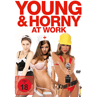 Young & Horny At Work [DVD]