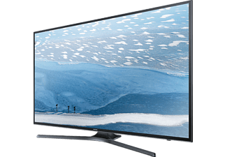 Led Tv Samsung Ue50ku6079 Led Tv Flat 50 Zoll 125 Cm Uhd 4k Smart Tv Mediamarkt