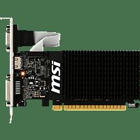 MSI GeForce® GT 710 (V809-2000R) (NVIDIA, Grafikkarte)