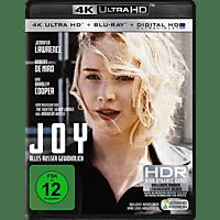 Joy - Alles außer gewöhnlich [4K Ultra HD Blu-ray + Blu-ray]