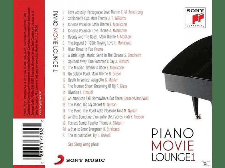 See Siang Wong - Piano Movie Lounge, Vol.1 [CD]