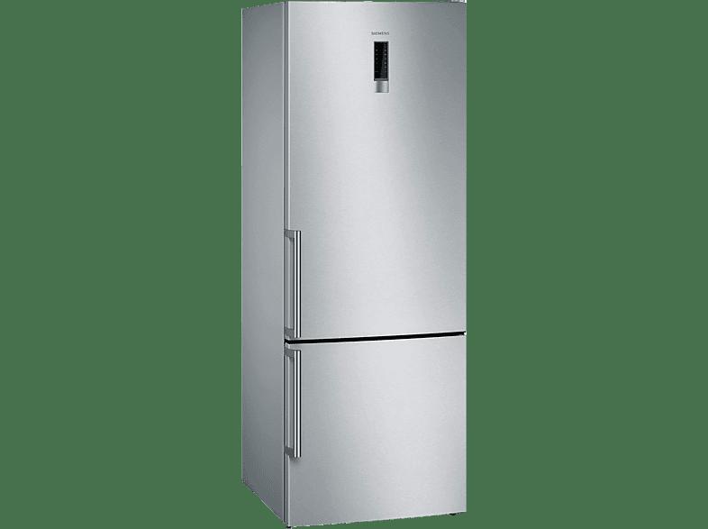 SIEMENS KG56NXI40 iQ300 Kühl- / Gefrierkombination (A+++, 217 kWh/Jahr, 1930 mm hoch, inox-antifingerprint)