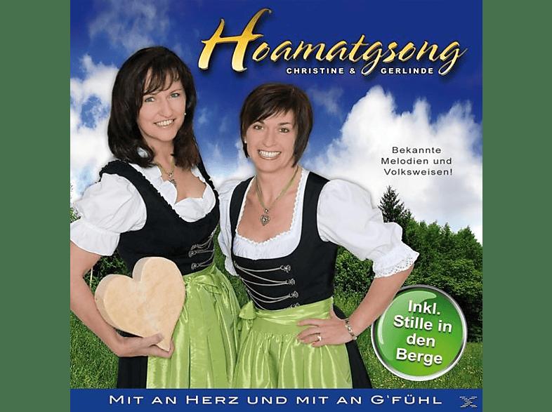 Hoamatgsong - Christine & Gerl - Mit An Herz Und Mit An G'fühl [CD]