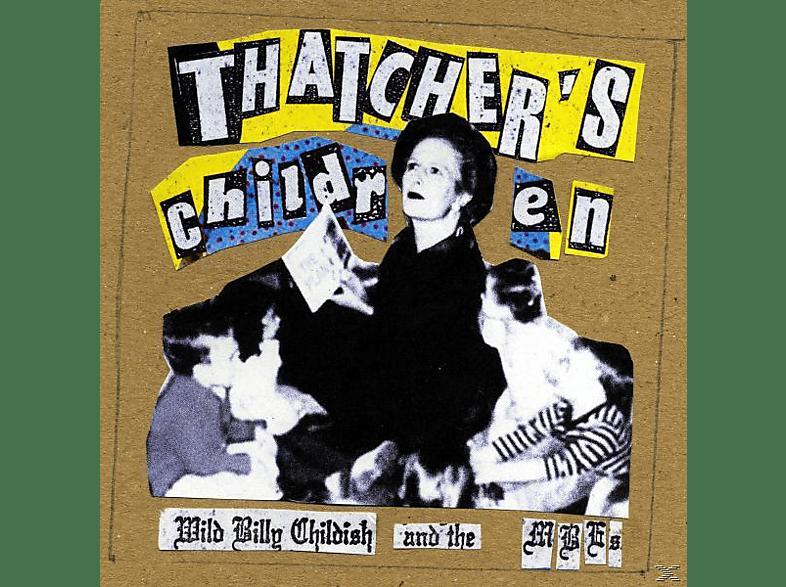 Wild Billy Childish - Thatcher's Children [CD]