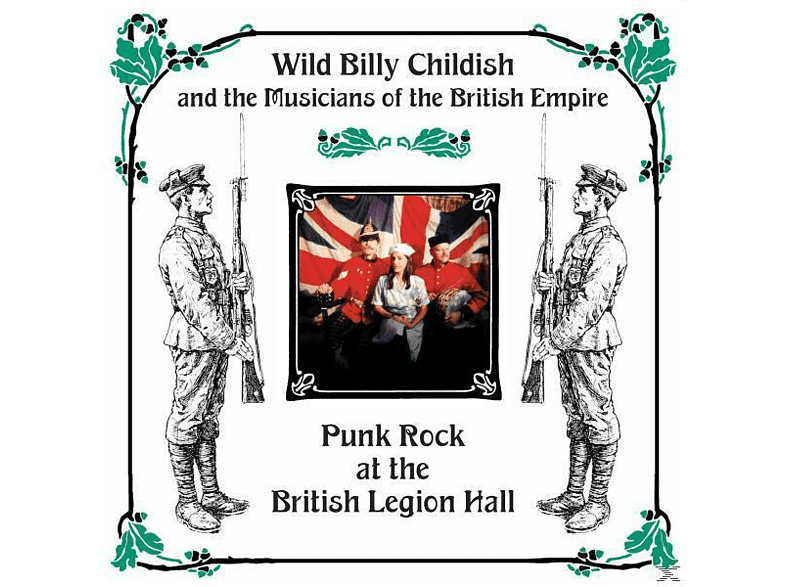 The Musicians Of The British Empire - Punk Rock At The British Legion Hall [CD]