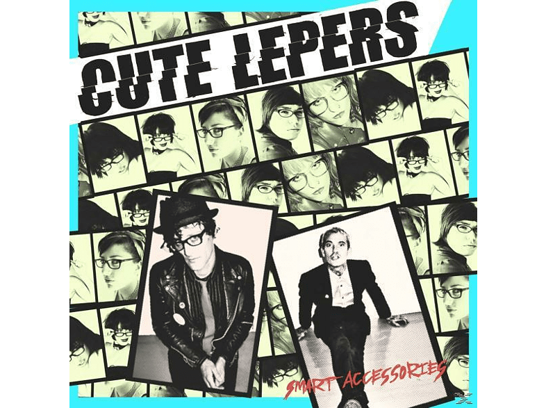 The Cute Lepers - Smart Accessoires [CD]