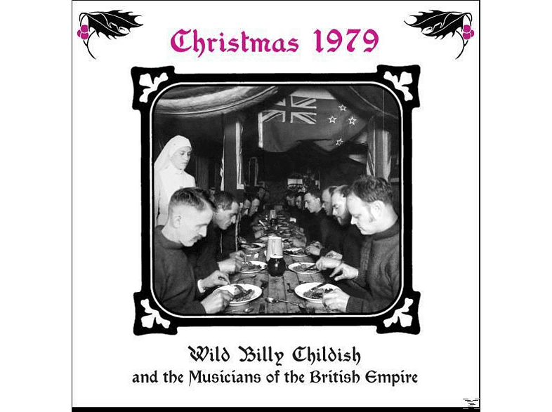 The Musicians Of The British Empire, Wild Billy Childish - Christmas 1979 [CD]