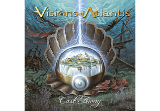 Visions Of Atlantis - Cast Away - (CD)