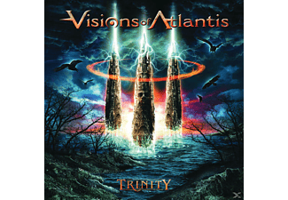 Visions Of Atlantis - Trinity - (CD)