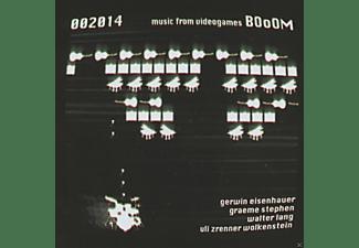 Graeme Stephen, Walter Lang, Uli Zrenner Wolkenstein, Eisenhauer Gerwin - Music From Videogames  - (CD)