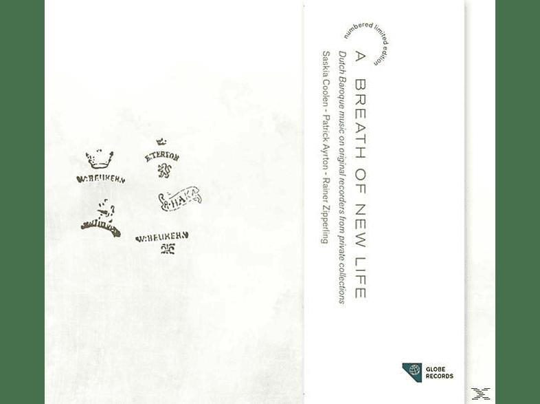 Saskia Coolen - A Breath Of New Life [CD]