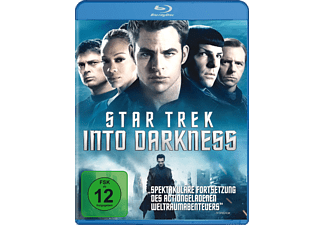 STAR TREK XII – Into Darkness [Blu-ray]