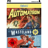 Fallout 4 DLC 1&2 - Automatron & Wasteland Workshop [PC]