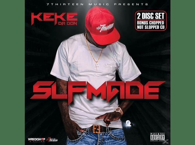 Lil' Keke - Slfmade [CD]