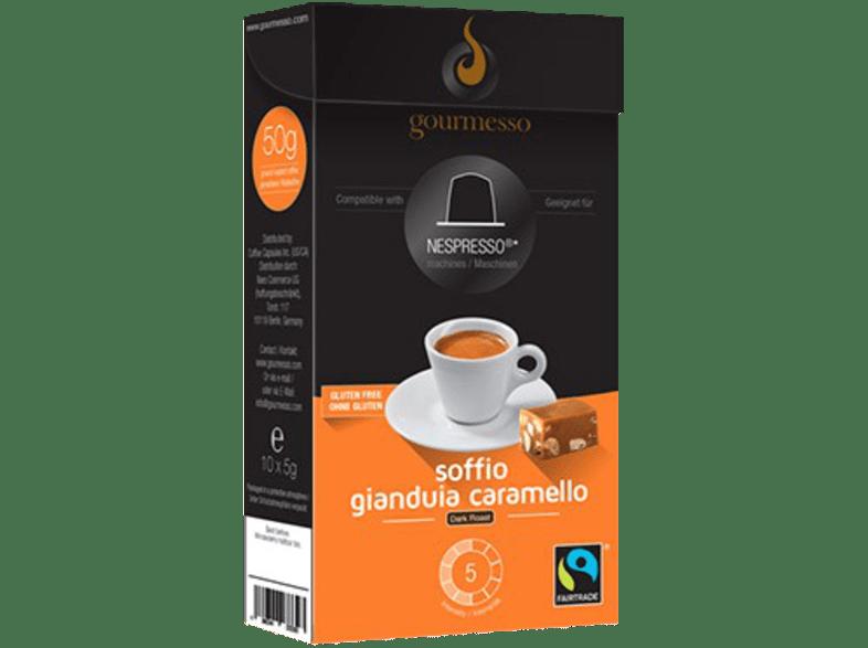 GOURMESSO SOFFIO GIANDUIA kávékapszula ár, vásárlás