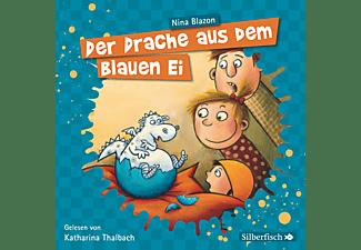 Der Drache aus dem blauen Ei  - (CD)