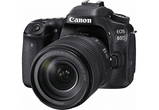 CANON EOS 80D + 18-135mm IS USM