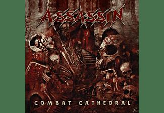 Assassin - Combat Cathedral  - (LP + Bonus-CD)